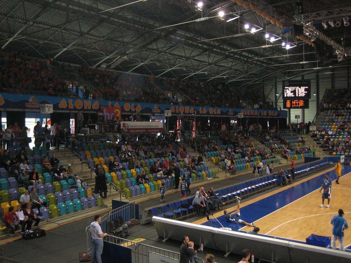 Soccerhalle Frankfurt