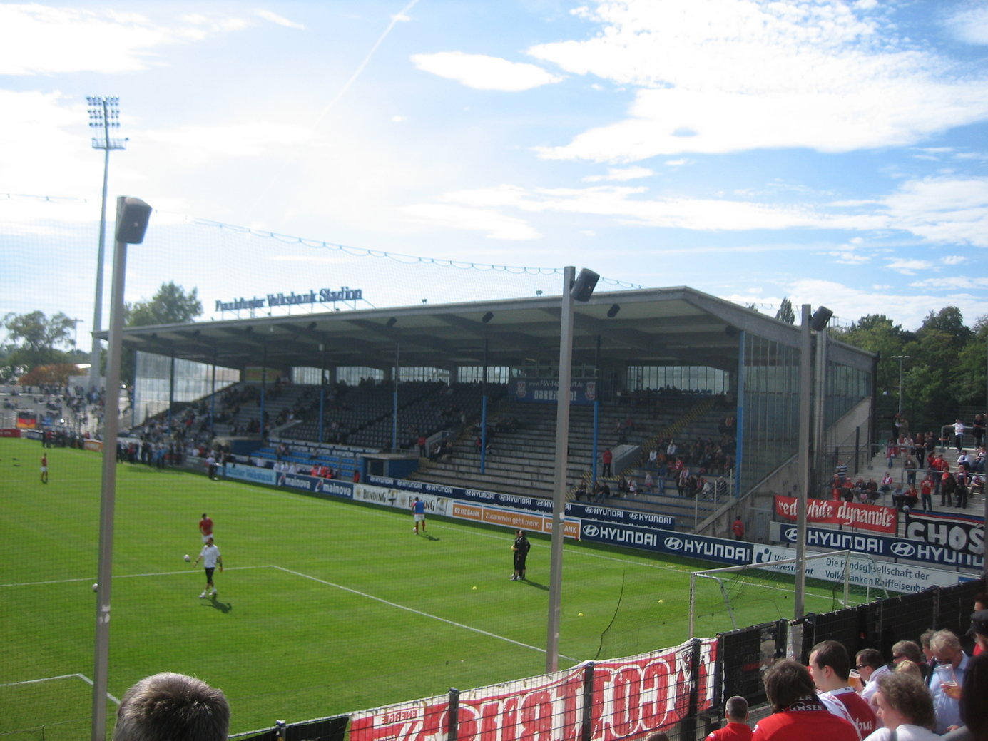 Frankfurt Volksbank Stadion