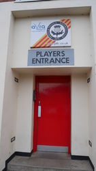 Players Entrance